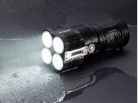 NITECORE Tiny Monster 26 - Ficklampa