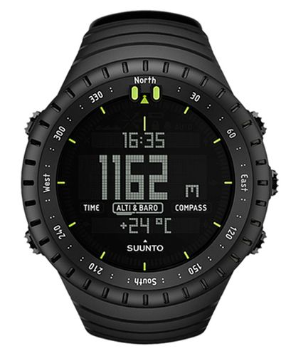 SUUNTO Core - Klockor - All Black (SS014279010)