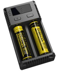 NITECORE Intellicharger i2 - Laddare (NITEI2)