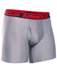Under Armour The Original 6'' - Boxershorts - Grå