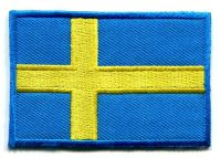 MILRAB Velcro Swedish - Flagga