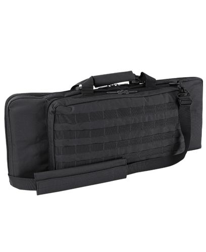 Condor 28'' Rifle Case - Bagar - Svart (150-002)