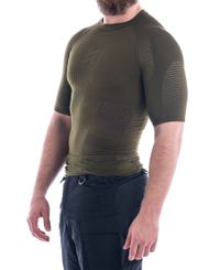 Compressport Tactical Raider - T-shirt - Olivgrön