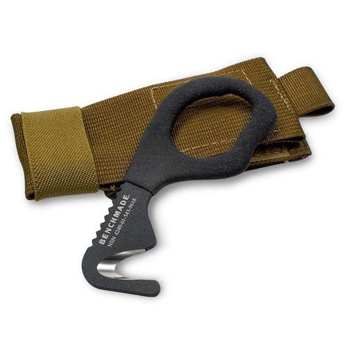 Benchmade Safety Cutter 7 Coyote Sheat - Hook (BM-7-BLKWSN)