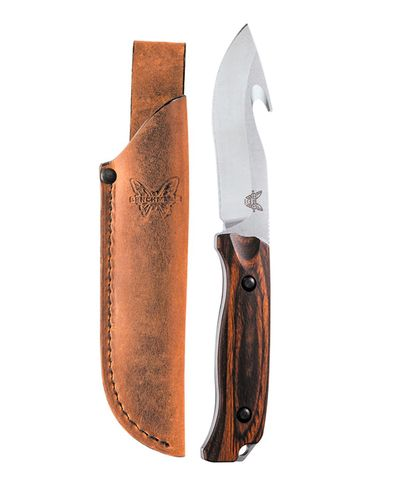 Benchmade Saddle Mountain Skinner Hook - Kniv (BM-15003-2)