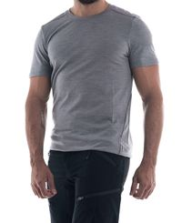 Lundhags Merino Light - T-shirt - Grå