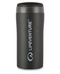 Lifeventure Thermal Mug 300ML - Termosmugg - Matt svart
