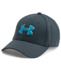 Under Armour Blitzing II - Caps - Stealth Grey
