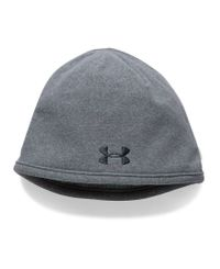 Under Armour Survivor Beanie - Mössor - Grå