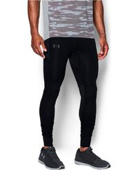 Under Armour Cold Gear Reactor - Tights - Svart (1298838-001)