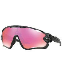 Oakley Jawbreaker Carbon - Sportglasögon - Prizm Trail