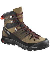 Salomon X Alp High Ltr GTX - Sko - Brun