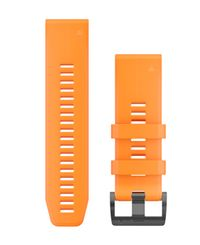 GARMIN QuickFit 26 Silikon - Klockarmband - Orange (010-12741-03)