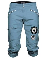 Amundsen Sports Peak - Knickerbockers - Faded Blue