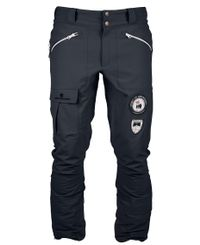Amundsen Sports Peak - Byxor - Faded Navy