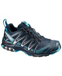 Salomon XA Pro 3D GTX - Sko - Navy Blazer/ Hawaiian Ocean/ Dawn Blue (L39332000 )