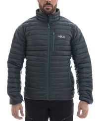 Rab Microlight - Jacka - Evergreen/Green