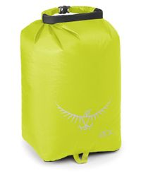 Osprey Ultralight DrySack 20L - Bagar - Electric Lime