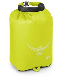 Osprey Ultralight DrySack 12L - Bagar - Electric Lime