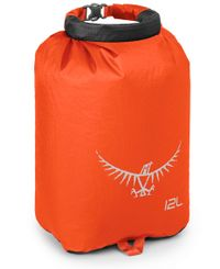 Osprey Ultralight DrySack 12L - Bagar - Poppy Orange