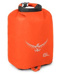Osprey Ultralight DrySack 6L - Bagar - Poppy Orange