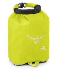 Osprey Ultralight DrySack 3L - Bagar - Electric Lime