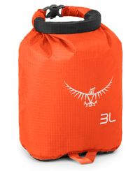 Osprey Ultralight DrySack 3L - Bagar - Poppy Orange