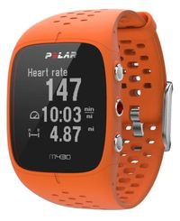POLAR M430 - Klockor - Orange