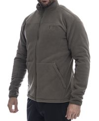 Under Armour Tac Superfleece - Jacka - Olivgrön (1279629-390.)