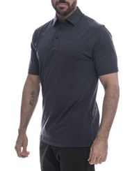 Under Armour Tactical Performance - Polo - Svart (1279759-001)