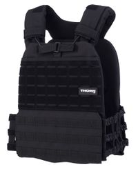 THORN+fit Tactical Weight Vest 20lb - Väst - Svart (20192)