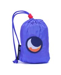 Ticket To The Moon Eco Super Market Bag 40L - Bagar - Lila/Röd