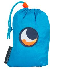 Ticket To The Moon Eco Super Market Bag 40L - Bagar - Blå/Orange