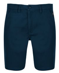 Bula Walk - Shorts - Marineblå (720531-NAVY)