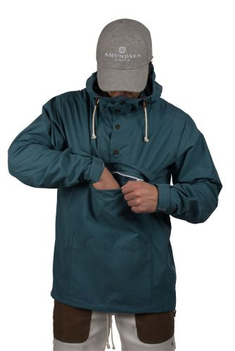 Amundsen Roamer - Anorak - Faded Blue (MAN51.1.520-S)