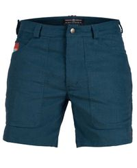 Amundsen 7 Incher Concord - Shorts - Faded Blue/ Natural