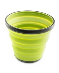 GSI Outdoors Escape Collapsible Cup 650ML - Kopp - Grön