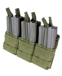 Condor Stacker M4 Open-Top - Pouch - Olivgrön