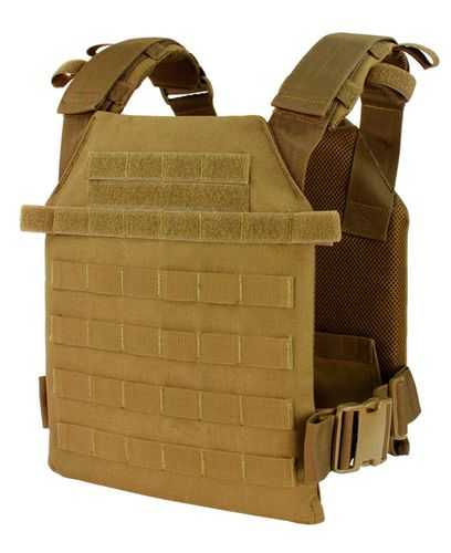 Condor Sentry Plate Carrier - Väst - Coyote (201042-498)