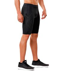 2XU MCS Run Comp - Shorts - Black/Black Reflective