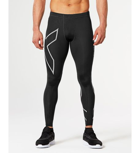 2XU Core Compression - Tights - Black/ Silver (109190)