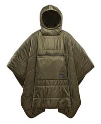 Therm-a-Rest Honcho Poncho - Teppe - Olivgrön (TAR10712)