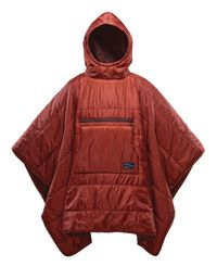 Therm-a-Rest Honcho Poncho - Teppe - Rust