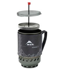 MSR Coffee Press Kit WindBurner 1.0L - Friluftskök