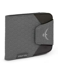 Osprey QuickLock RFID Wallet - Wallet - Shadow Grey (5-722-1)
