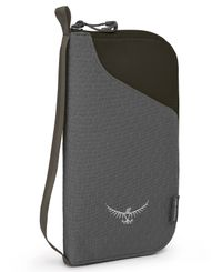 Osprey Document Zip Wallet - Wallet - Svart