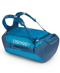 Osprey Transporter 40 - Bagar - Kingfisher Blue (5-417-1-0)