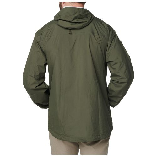 5.11 Tactical Aurora Shell - Jacka - Olivgrön (48343-191-XL)