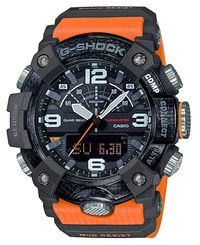CASIO G-Shock Mudmaster GG-B100 - Klockor - Orange (GG-B100-1A9ER)