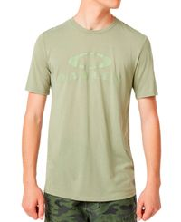 Oakley O Bark - T-shirt - Washed Army (457130-748)